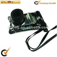 waterproof digital long lens camera case