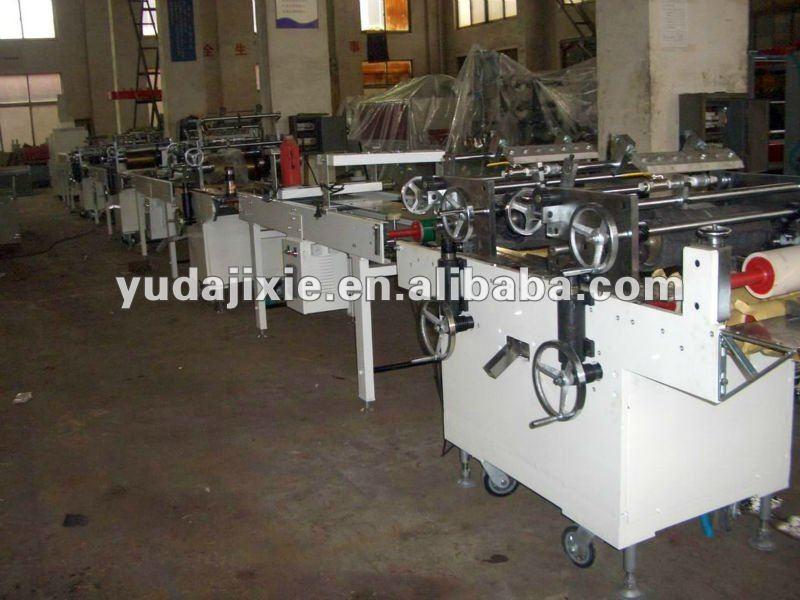 YBW3240 Series Edge-Banding Printing Machine