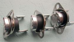 Bimetal disc thermostat