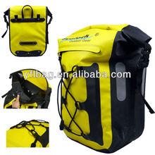 waterproof bicycle pannier bag for travelling