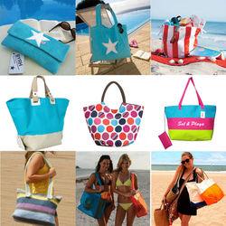 Professional custom all kinds of eco bag Trendy Beach Bags 2014