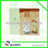 cardboard ceramic notepad