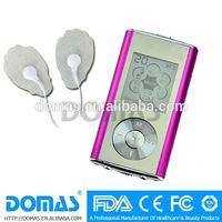 Domas SM9128 tensLED Headaches customized/MP4 Blood Circulate massage customized/SUNMAS facial massage deveice manufacture