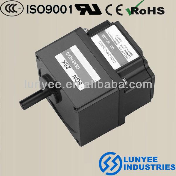 12v 24v 36v 48v 1500w printing machine brushless dc motor
