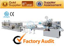 C:CD-1800 Full Automatic Wet Wipe Converting Machine,Hygiene Wet Wipe Equipment,Refreshing Wet Tissue Production Line