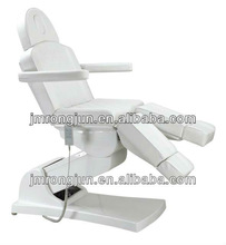 White RJ-6207B-1 full remote control operation electric massage bed