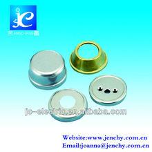 Round adge sheet metal bending product