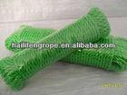 green thin pp polypropylene rope