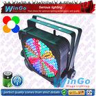 WG-G3040A LED slim par battery powered wireless DMX par stage light/night club disco party wedding led lighting/professional dj
