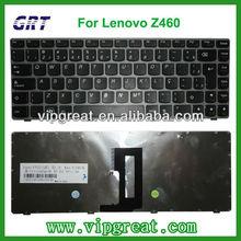for Lenovo Z460 Brazil layout Black laptop keyboard