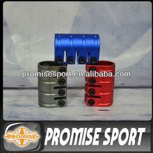Higher skills big wheels aluminium alloy strain clamp