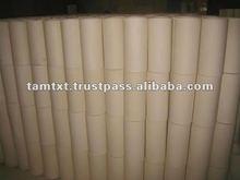 Ceramic pipe for metal casting
