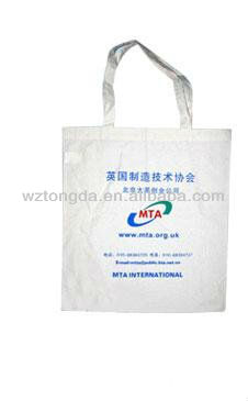 Organic Cotton Tote Bags Wholesale(WZ0091)