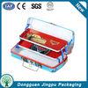 2015 DongGuan supplier pencil tin can \pencil case\pencil box