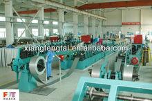 High precise round pipe making machine unit