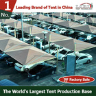 5.5MX7.5M Used Carports for Sale and Cheap Carports
