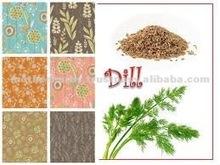 Natural Dill óleo de semente para o alimento