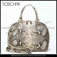 Snake Skin design bags lady,Shoulder Bag in Europe style designer bag