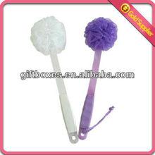 Baño cepillo de esponja de baño cepillo