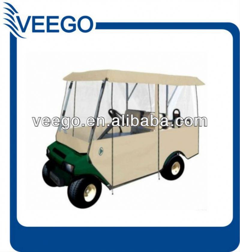 Golf buggy rain cover for Ez go Yamaha Club car