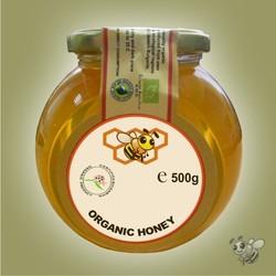 Organic Bee Honey 100% Certified