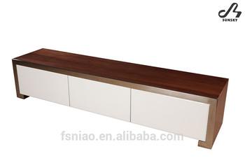 Wooden Led Tv Table Design Sk1314f - Buy Led Tv Table Design,Wood Tv ...