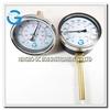 High quality brass internal industrial temperature gauge