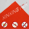 efficient 100% cotton flame retardant FR anti mosquito cotton fabirc for shirt