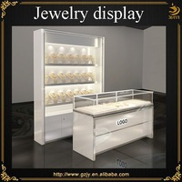 Made in China high quality display cases for jewelry,necklace display stand