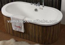 fast moving foshan whole sale home bathtub shape