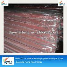 carbon steel large diameter elbow high quality carbon steel concrete pump pipes