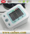 شعار oem دليل مقياس ضغط الدم اللاسائلية الطبية ce الذراع ضغط الدم رصد