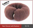 2014 hot sale Hair Maker Hair bun indian hair bun
