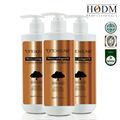 Private label comestic produtos virgem de coco shampoo óleo