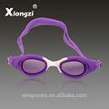 Piscina de natación gafas de tapones para los oídos uno- pieza gafas
