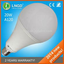 2014 new led bulb light 20w e27