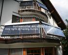 balcony solar collector heat pipe