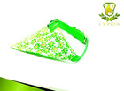 specialized decorative reflective dog bow tie collar bandana
