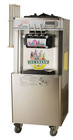 32L floor standing stainless steel soft ice cream machine/soft ice cream maker