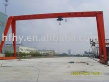 MH-type electric hoist Single Beam bridge / gantry cranes 5t