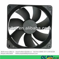 computer case appliance 12cm 12025 low noise silent dc cooling fan