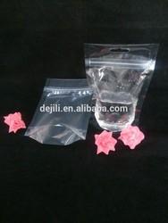customized LDPE plastic slider bag