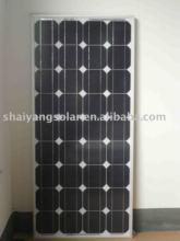 130W Mono-crystalline silicon Solar Panel