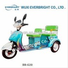 electric tricycle for passenger,handicapped,disabled made in china