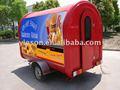 fast food de comida carrinho carro para alimentos