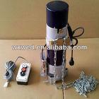 220V 600kgs overheat prevention roller shutter door motor