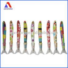 gift fish shape pen