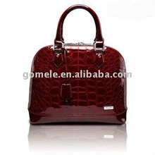 Discount ! 2015 famous brand genuine leather handbag/ brands women business Tote Bag for wholesale