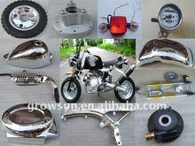 Monkey Bike Spare Parts