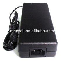 with UL ,CE,FCC,GS , 24V 5A 120W desktop CCTV ac dc adapter
